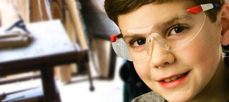 Safety Eyewear for Children