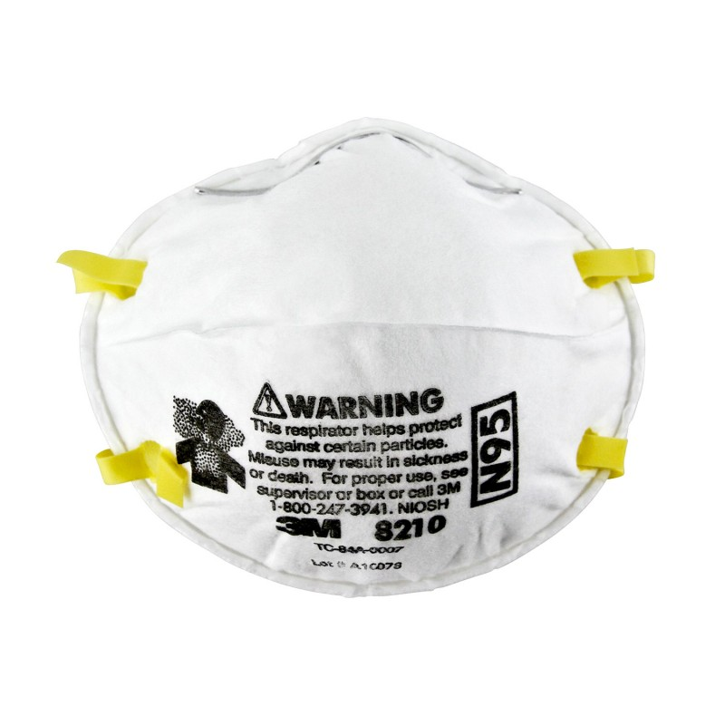 8210 N95 Respirator