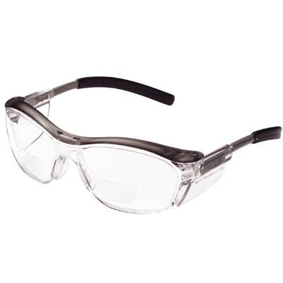Ao Safety Nuvo Bifocal Safety Glasses Clear Lens Ao Safety Glasses Aos11434