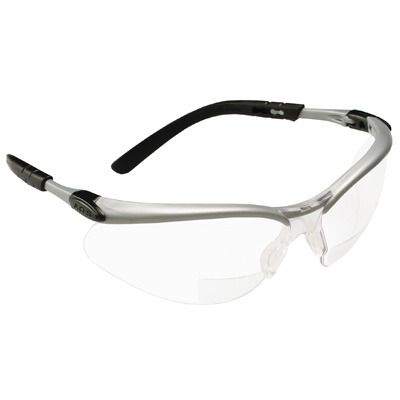 Ao Safety Bx Bifocal Safety Glasses Clear Lens Ao Safety Glasses Aos11374