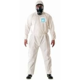 Ansell Microchem® by AlphaTec®  2000 WH20-B-92-111 Hooded Coverall 25/Case