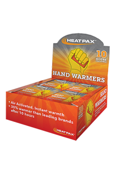 Occunomix 1100-80D Heat Pax™ Hand Warmers 40-Pack Display