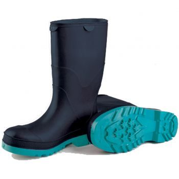 Tingley StormTracks Kids Boot Blue Upper Green Outsole