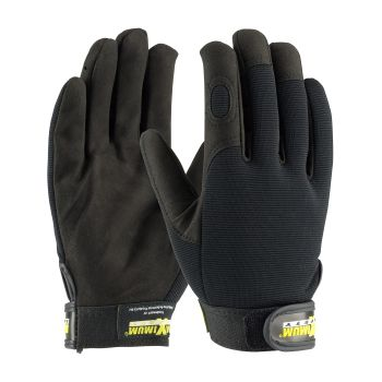 PIP 120-MX2805/M Maximum Safety Professional Mechanic's Gloves Medium 1 CS