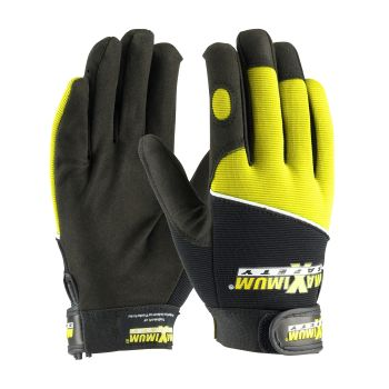 PIP 120-MX2820/M Maximum Safety Professional Mechanic's Gloves Medium 1 CS