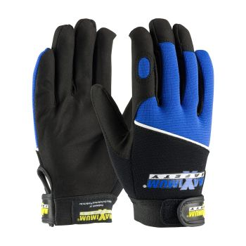 PIP 120-MX2830/L Maximum Safety Professional Mechanic's Gloves Large 1 CS