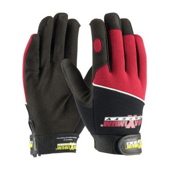 PIP 120-MX2840/M Maximum Safety Professional Mechanic's Gloves Medium 1 CS