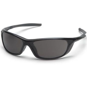 Pyramex Azera Safety Glasses - Gray Lens with Smoke Frame 12/Box