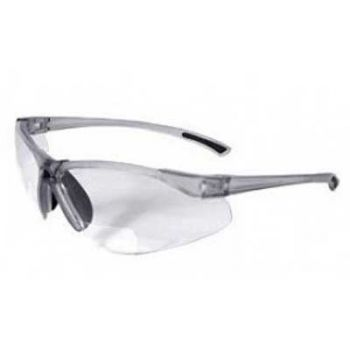 Radians C2 Bifocal Safety Glasses-Clear Lens 12 Pairs