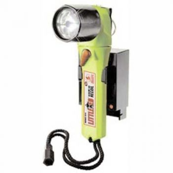 Pelican Little ED Rechargeable 3660 Recoil LED Flashlight