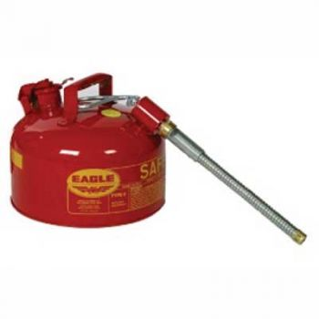 Eagle Safety Cans 2 Gallon Galvanized Steel Type II
