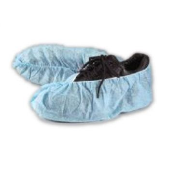 Malt Industries Disposable Shoe Covers  Non Skid Bottoms 3 Bags/Case
