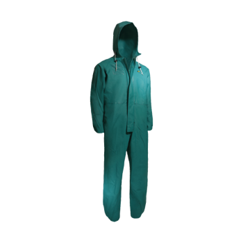 Chemtex Rain Suit Coverall with Hood