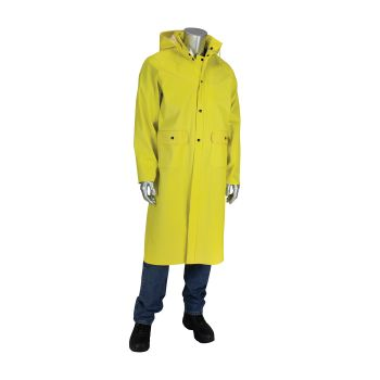 PIP FALCON FLEX 2-PIECE 48 RAINCOAT Yellow Color - 1 EA