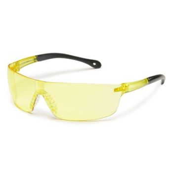 Gateway StarLite Squared Safety Glasses Amber Lens 10/Box