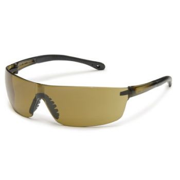 Gateway StarLite Squared Safety Glasses-Mocha Lens 10/Box