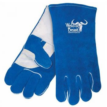 MCR 4602 Memphis Weld-A-Beast Leather Welding Gloves
