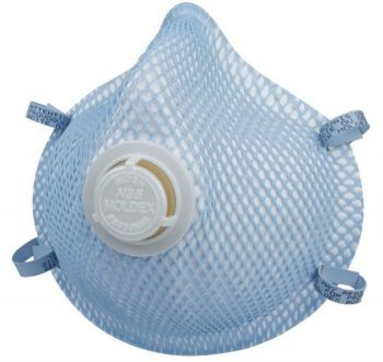 Moldex 2300 N95 Particulate Respirator with Exhalation Valve (Box of 10)