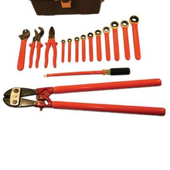 Linseman's Secondary Insulated Tool Kit