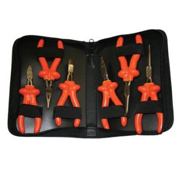 Mini Plier - Long Reach Insulated Tool Kit