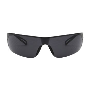 PIP Bouton Optical Zenon Z-Lyte Safety Glasses Gray Anti-Scratch Anti-Fog Lens