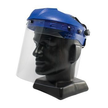 """PIP Bouton Optical Universal Fit Polycarbonate Safety Visor  .040"""" Thickness 100/Case"""