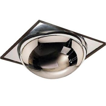 One Piece Drop In Dome Mirror