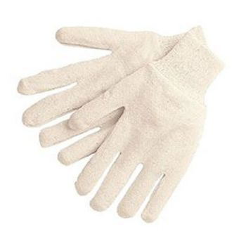 Natural Reversible Jersery Gloves