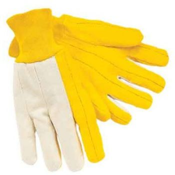 Chore Gloves with Knit Wrist