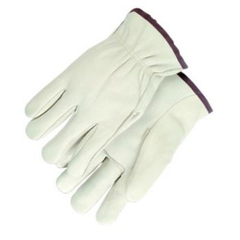 Majestic Children's Fleece Lined Leather Gloves