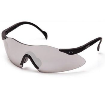 Intrepid Safety Glass - Silver Mirror Lens
