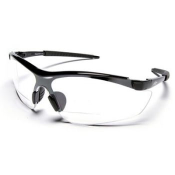 Edge Zorge Bifocal Safety Glasses - Clear Lens