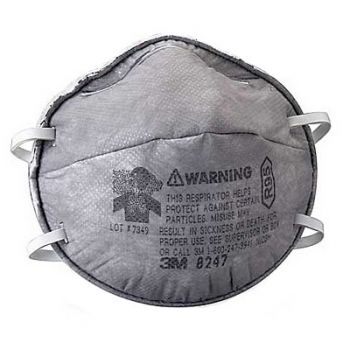 3M™ 8247 R95 Particulate Respirator (Box of 20)