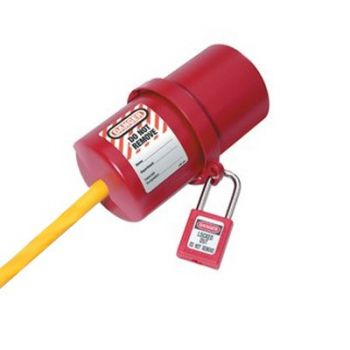 Masterlock Large Rotating Electrical Plug Lockout