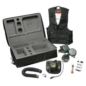3M™ Tight-Fitting Powered Air Purifying Respirator (PAPR) Assembly RBE-LV, with Lithium Battery and Vest -- OBSOLETE
