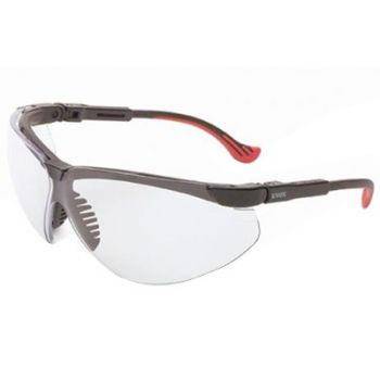 Honeywell Uvex S3300X Genesis XC Safety Glasses - Uvextreme Clear Lens 10 Pairs