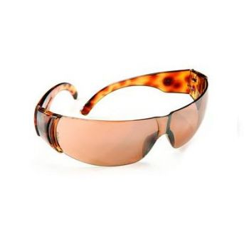 Womens Safety Glasses W300 Series  - Autumn Rose Silver Mirror Lens (Case of 10)