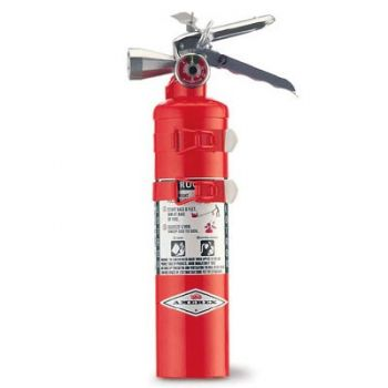 Halotron Fire Extinguishers - 2 1/2 lbs.
