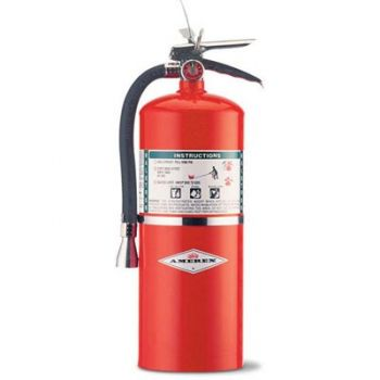 Halotron Fire Extinguisher - 11 lbs.