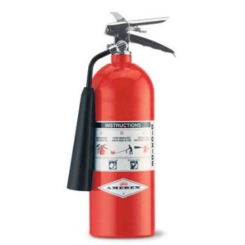 Carbon Dioxide Fire Extinguisher - 5 lbs