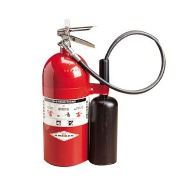 Carbon Dioxide Fire Extinguishers - 10 lbs