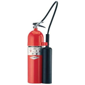 Carbon Dioxide Fire Extinguisher - 15 lbs.