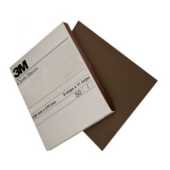 3M™ Utility Cloth Sheet 011K , 9 in x 11 in CRS, 250 per case
