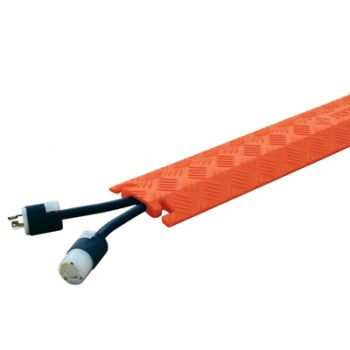 Checkers Fast Lane Drop Over Cable Protectors - 1 Channel