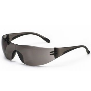 PIP Zenon Z12 Bifocal Safety Glasses with Gray Lens