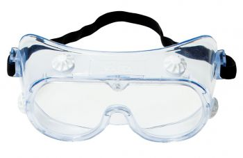 3M™ 334 Splash Safety Goggles 40660-00000-10, Clear Lens, 1 Pair