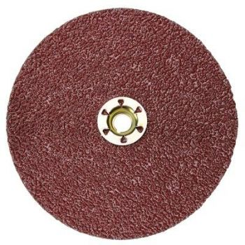 3M™ Cubitron™ II Fibre Disc 982C, TN Quick Change, 5 in, 36+, 25 per inner, 100 per case
