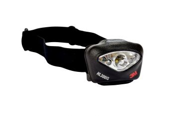 3M™ Hard Hat 150 Lumen, Intrinsically Safe Task Light, HL300IS, 10 EA/Case