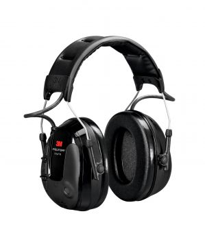 3M™ PELTOR™ ProTac™ III Slim Headset, MT13H220A, Black, Headband