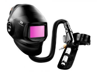 3M™ Speedglas™ Heavy-Duty Welding Helmet G5-01 w 3M™ V-100 Vortex™ Cooling Valve Assembly, ADF G5-01, 46-5702-30i, 1 EA/Case